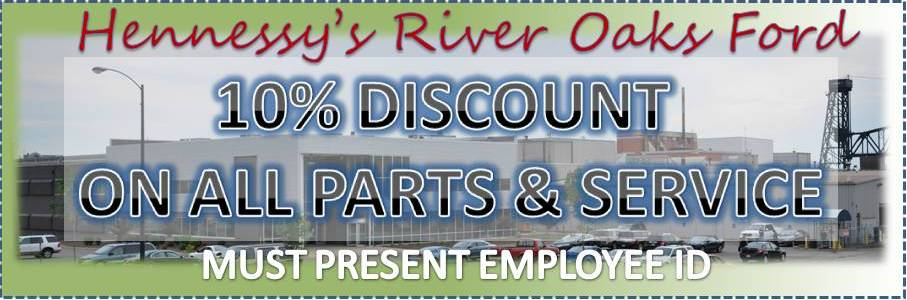 Ford Employee Exclusive Coupon